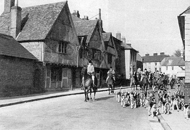 Old Photos Of Woodley And Romsey 1