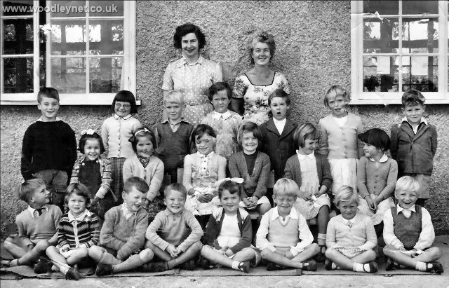 Crampmoor School Photo