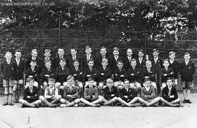 Romsey Junior School 1960